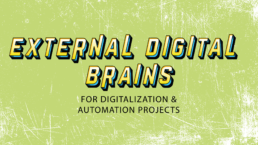 External digital brains cloudwerkstatt